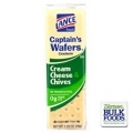70312 Lance Cream Cheese and Chive Crackers 120 ct
